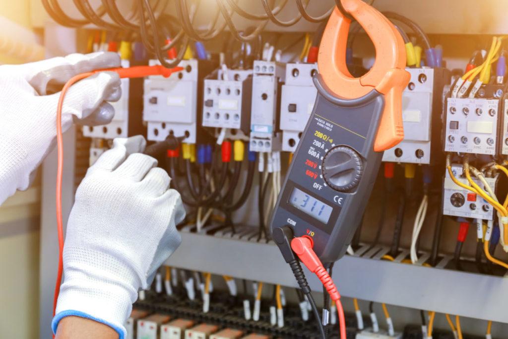 Storingen en onderhoud aan elekrotechnische installaties