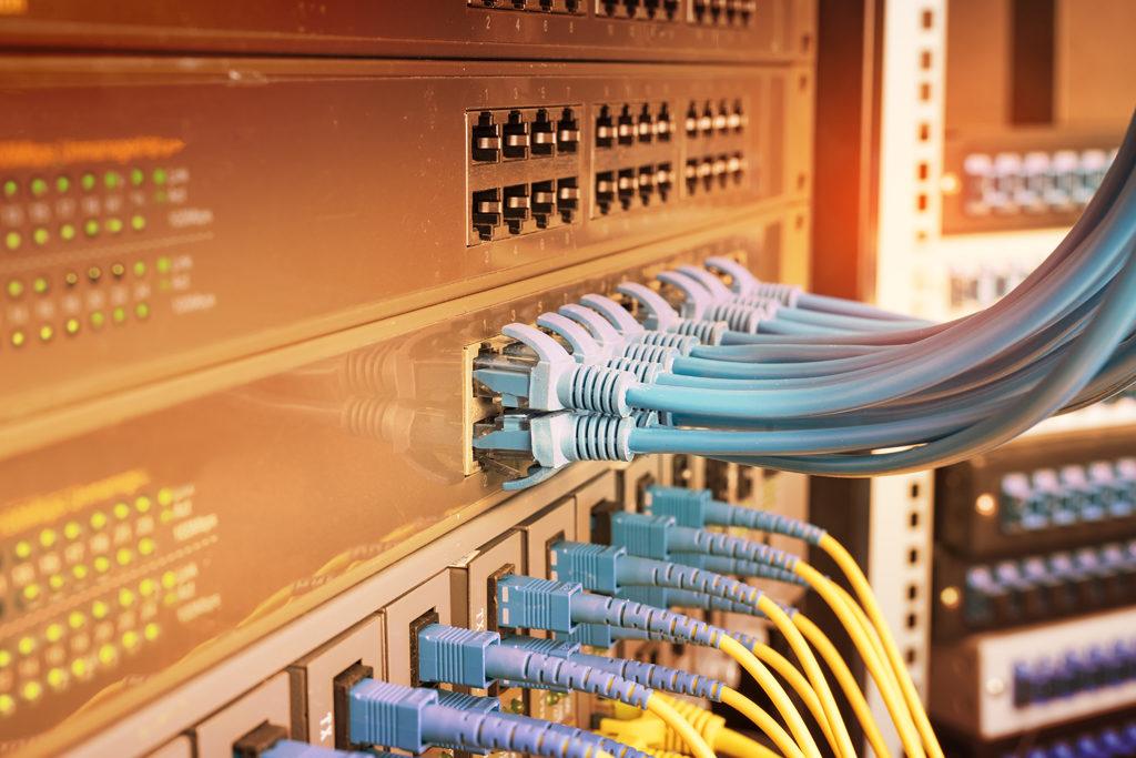 Licht en Data installatie door elektrobedrijf GVE Techniek