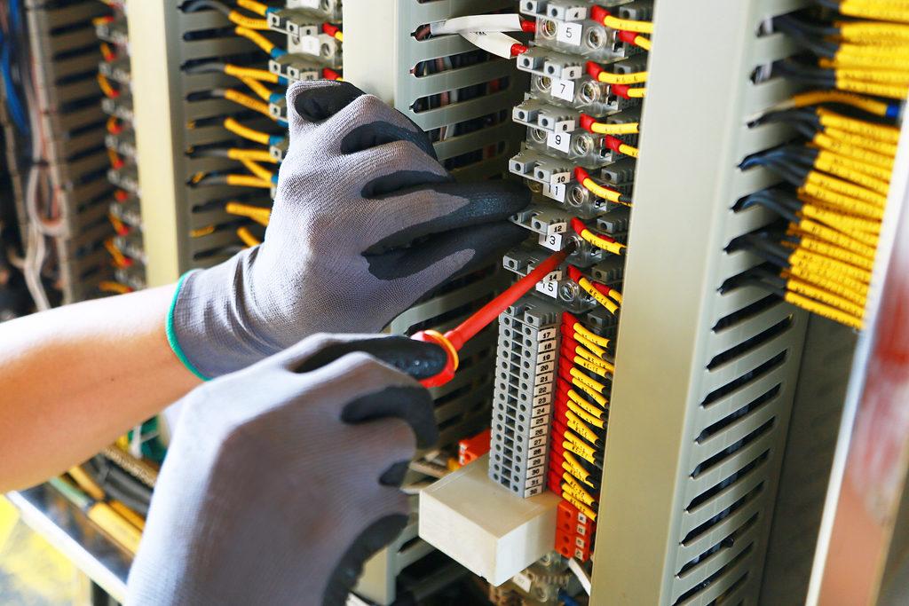 Elektrotechnisch Installateur Licht- en Krachtinstallaties